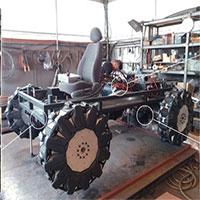 """Bánh xe trong tương lai có thể """"biến hình"""" như Optimus Prime"""