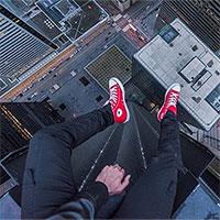 Vì sao có những người cực kỳ sợ độ cao?