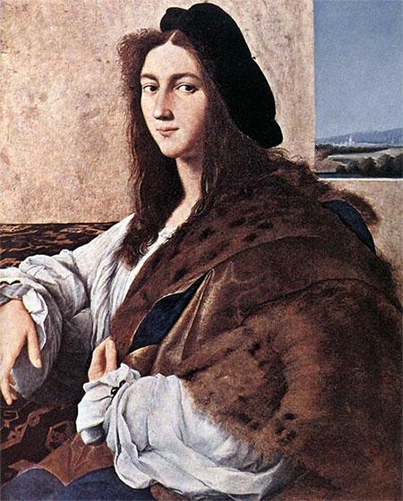 Bức tranh được tạo ra vào khoảng năm 1513 bởi Raphael.