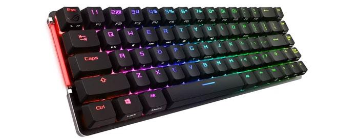 Thứ tự sắp xếp trên bàn phím.