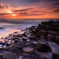 """Bí ẩn cung đường biển được mệnh danh là """"dấu chân của người khổng lồ"""""""