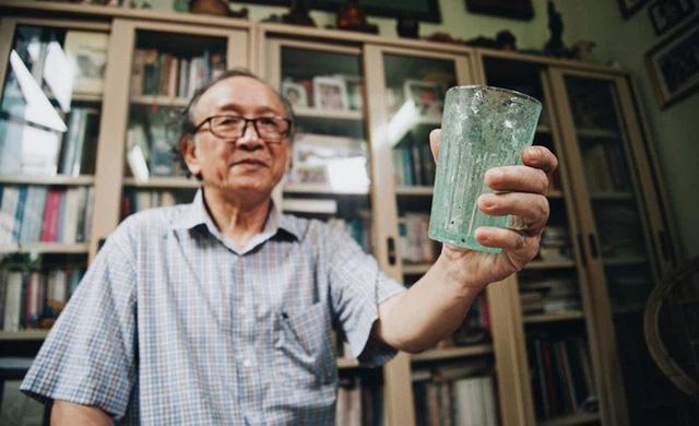 Cha đẻ của chiếc cốc bia vại huyền thoại - hoạ sĩ Lê Huy Văn