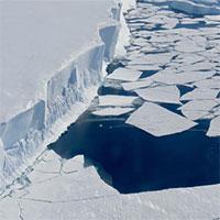 """Sông băng """"ngày tận thế"""" tan nhanh bất thường"""