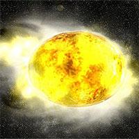 Vụ nổ siêu tân tinh kỳ lạ hé mở cái chết dữ dội của một ngôi sao