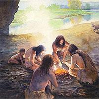 Từ hơn 80.000 năm trước, con người đã biết đốt rừng