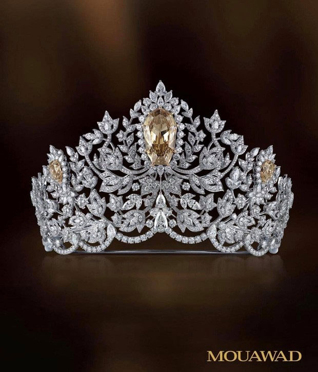 Vương miện Hoa hậu Hoàn Vũ 2020