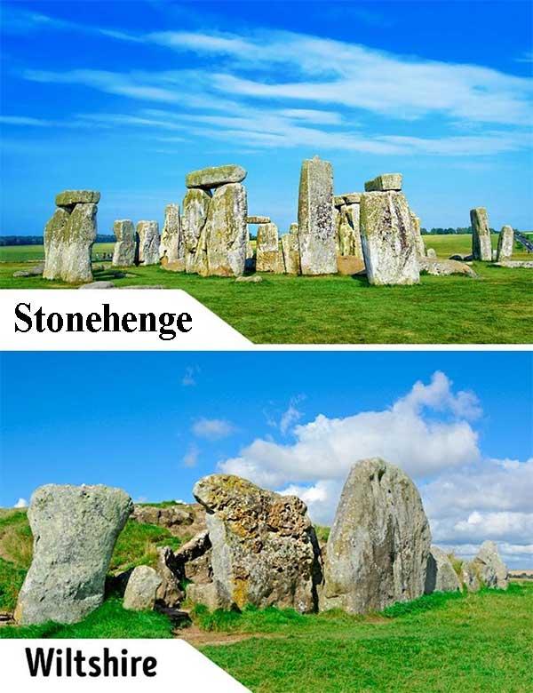 Công trình đá Stonehenge và Avebury