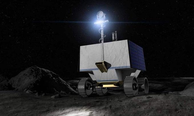 NASA will put a $433.5 million robot on the Moon