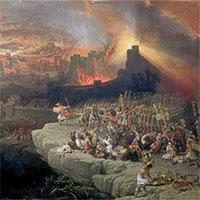 Trận đánh thành Jerusalem đẫm máu: 3 lớp tường thành lần lượt vỡ, hơn 1,1 triệu người chết