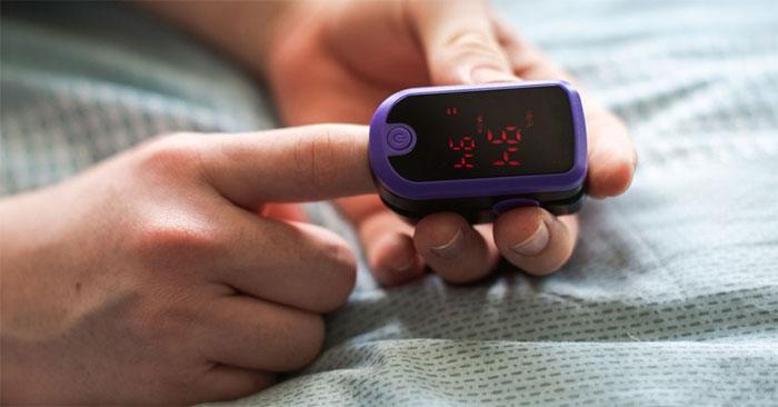 Nồng độ oxy trong máu là chỉ số quan trọng khi đánh giá nguy cơ tử vong ở bệnh nhân Covid-19