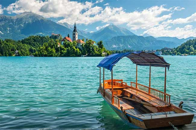 Thị trấn Bled
