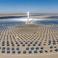 Khánh thành nhà máy nhiệt điện mặt trời đầu tiên ở Mỹ Latin