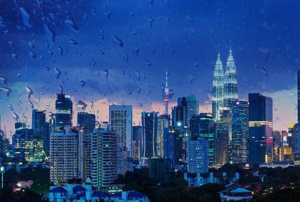 Người dân tại Malaysia chẳng lo lắng quá nhiều về vấn đề thời tiết