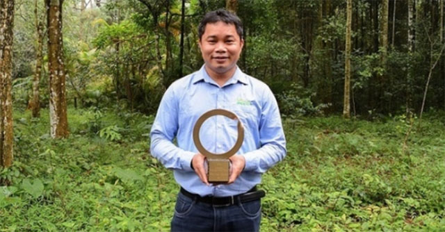 Ông Nguyễn Văn Thái và giải thưởng Goldman Environmental Prize