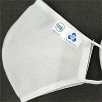 Nhà khoa học Việt làm khẩu trang vải ngăn Covid-19