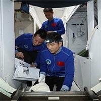 Cuộc sống của phi hành gia Trung Quốc trên trạm Thiên Cung