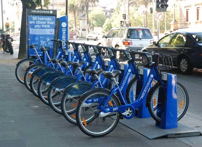 Xe đạp công cộng