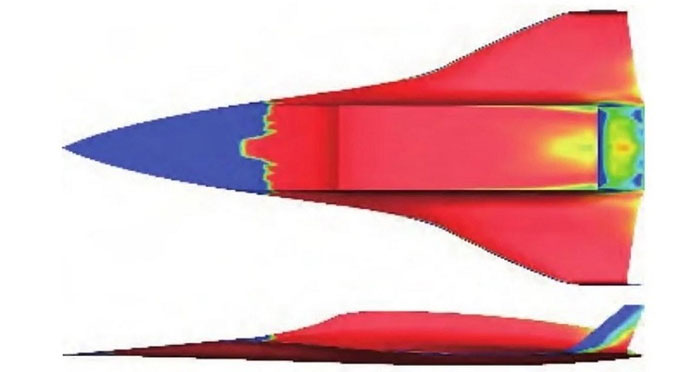 Trung Quốc lên kế hoạch phát triển máy bay siêu thanh
