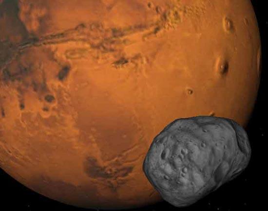 Trung Quốc và Nga cùng thám hiểm sao Hỏa